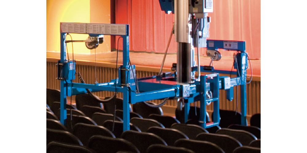 Picture of UpRight UL Super Straddle Auditorium Kit